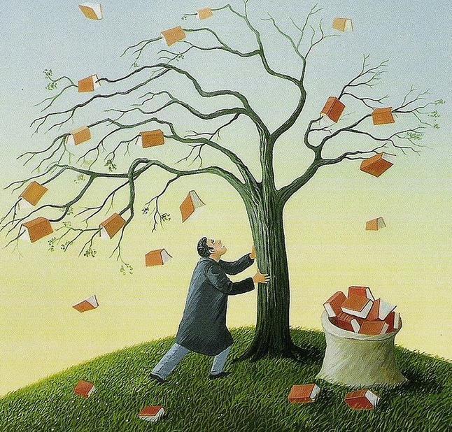 ağaç ve kitap